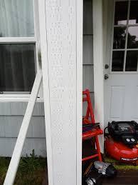 Curb Appeal DIY Porch Columns