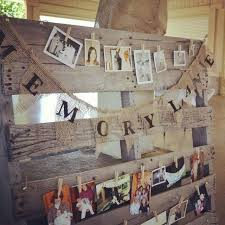 Burlap Party Decor