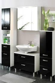 badezimmer set in schwarz hochglanz blace badezimmer set