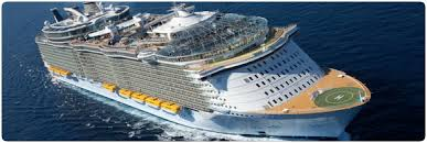 deck plan for the allure of the seas cruise ship
