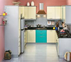 This Is The Standard U Shape Kitchen Design That Works Well With Small Space Could Be Established In A Wider As