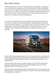 100 Expediter Trucks Sport Utility Vehicles