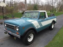 1978 International Harvester Scout II For Sale | ClassicCars.com ... Off Road 4x4 Trd Four Wheel Drive Mud Truck Jeep Scout 1970 Intertional 1200 Fire Truck Item Da8522 Sol 1974 Ii For Sale 107522 Mcg 1964 Harvester 80 Half Cab Junkyard Find 1972 The Truth 1962 Trucks 1971 800b 1820 Hemmings Motor Restorations Anything 1978 Terra Pickup 5 Things To Do With 43 Intionalharvester Scouts You Just Heres One Way To Bring An Ihc Into The 21st Century