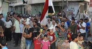 un siege social suffering 3 y siege by terrorists syria s shiite towns blast un silence