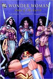 Amazon Wonder Woman Ends Of The Earth 9781401221362 Gail Simone Aaron Lopresti Books