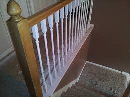 Installing Laminate Flooring Around Stair Spindles - Flooring Designs Diy How To Stain And Paint An Oak Banister Spindles Newel Remodelaholic Curved Staircase Remodel With New Handrail Stair Renovation Using Existing Post Replacing Wooden Balusters Wrought Iron Stairs How Replace Stair Spindles Easily Amusinghowto Model Replace Onwesome Images Best 25 For Stairs Ideas On Pinterest Iron Balusters Double Basket Baluster To On Tda Decorating And For