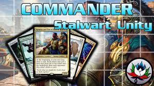 Premade Commander Decks 2016 by Stalwart Unity U201d Commander 2016 Deck Tech And Upgrades Featuring