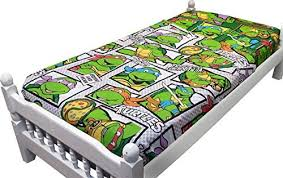 Ninja Turtle Twin Bedding Set by Ninja Turtles Twin Bedding Set Amazon Com