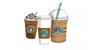 Starbucks Drawing Coffee 118632921