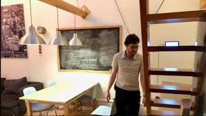 100 Loft Sf Coder Finds DIY Analogic Solutions To Improve SF Small Loft