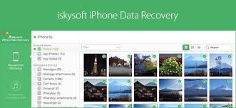 iSkysoft iPhone Data Recovery Download