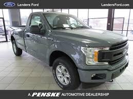 100 4wd Truck New 2019 Ford F150 XL 4WD Reg Cab 8 Box At Landers Ford