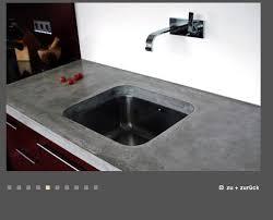 arbeitsplatte granit beton holz oder marmor