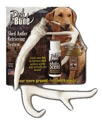 shed hunting antler retreiver training kit
