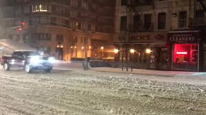100 Astor Terrace Nyc NYC In State Of Emergency Ahead Of Lifethreatening Blizzard