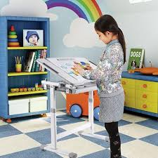 Step2 Deluxe Art Master Desk With Chair by Kids Art Desk Finish Basement Ideas Walmart Patio Rugs