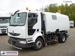Šlavimo Mašinų RENAULT Midlum 240 Dxi 4x2 Refuse Truck / Street ...