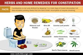10 Overlooked Home Reme s For Constipation That Actually Work