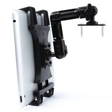 Drill Base Tablet Mount | Vehicle And Wall Mountable | 7