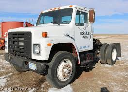 1984 International S1900/1954 Semi Truck | Item DC3551 | SOL...