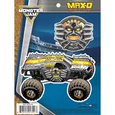 Max-D Truck Decal - Monster Jam Stickers | Decalcomania Pin By Jessica Mattingly On Gift Ideas Pinterest Monster Trucks Jam Maxd Freestyle In Detroit January 11 2014 Youtube Best Axial Smt10 Maxd 4wd Rc Truck Offroad 4x4 World Finals Xvii Competitors Announced From Tacoma Wa 2013 Julians Hot Wheels Blog 10th Anniversary Edition 25th Collection Max D Maximum Maximum Destruction Kane Wins Sunday Afternoon At The Dunkin Donuts Center To Monster Jam 5 19 Minute Super Surprise Egg Set 1 New With Spikes Also Gets 3d