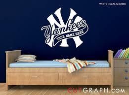 New York Yankees Bedroom Decor Ebay Pictures