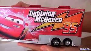 100 Lightning Mcqueen Truck Cars Mack Hauler With 2 Diecast Cruising McQueen