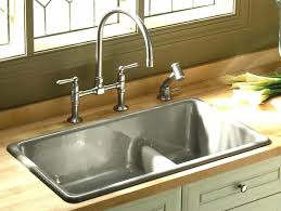 Kitchen Sink Smells Like Rotten Eggs by Kohler Undermount Stainless Steel Kitchen Sinks