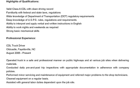 Truck Driver Resume - Ins.ssrenterprises.co Hanson Uses Two Job Descriptions In Wrongful Termination Case My Ideas Collection Driver Job Description Template Unique Sample Truck Resume Financial Modelling Sample Howto Cdl School To 700 Driving 2 Years Lead Cover Letter Dosugufame Professional Resume Jobs With No Experience And Commercial Warehouse Delivery Driver 11 Flatbed Truck Financial Statement Form Rponsibilities For Examples For Best Example Livecareer