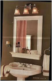 Industrial Modern Bathroom Mirrors by Bathrooms Design Bathroom Mirrors Industrial Mirror With Shelf