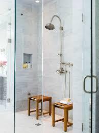 Bathroom Bench Ideas Bathroom Shower Ideas For Every Style Better Homes Gardens