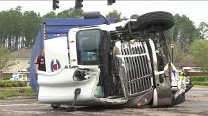 100 Truck Wrecks Videos Semi Truck Crashes With Car Overturns