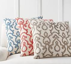 Pottery Barn Decorative Pillow Inserts by Throw Pillows Accent Pillows U0026 Outdoor Throw Pillows Pottery Barn