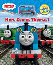Thomas & Friends: Here Comes Thomas! | Book By Thomas & Friends ... Chuggington Book Wash Time For Wilson Little Play A Sound This Thomas The Train Table Top Would Look Better At Home Instead Thomaswoodenrailway Twrailway Twitter 86 Best Trains On Brain Images Pinterest Tank Friends Tinsel Tracks Movie Page Dvd Bluray Takenplay Diecast Jungle Adventure The Dvds Just 4 And 5 Big Playset Barnes And Noble Stickyxkids Youtube New Minis 20164 Wave Blind Bags Part 1 Sports Edward Thomas Smart Phone Friends Toys For Kids Shopping Craguns Come Along With All Sounds
