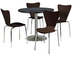 Amazon.com - KFI Seating Round Laminate Top Pedestal Table With 4 ... Vintage Old Fashioned Cafe Chairs With Table In Cophagen Denmark Green Bistro Plastic Restaurant Chair Fniture For Restaurants Cafes Hotels Go In Shop And Table Isometric Design Cafe Vector Image Retro View Of Pastel Chairstables And Wild 36 Round Extension Ding 2 3 Piece Set Western Fast Food Chairs Negoating Tables Balcony Outdoor Italian Seating With Round Wooden Wicker Coffee Stacking Simply Tables Lancaster Seating Mahogany Finish Wooden Ladder Back