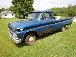 100 65 Gmc Truck 19 GMC Pickup For Sale ClassicCarscom CC1111964