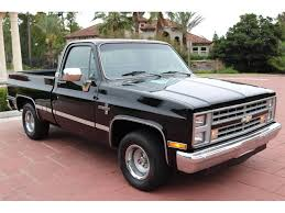 100 1986 Chevy Trucks For Sale Chevrolet C10 For ClassicCarscom CC1159062