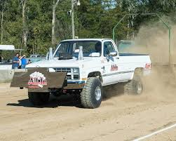 100 Indiana Truck Pullers Michindoh Pulling Association