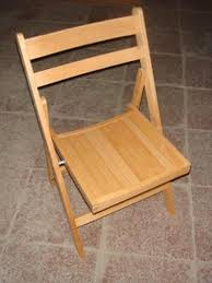 100 Folding Chair Hire Secondhand S And Tables S EX Wooden
