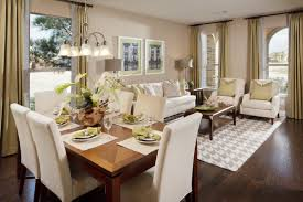 How To Decorate Living Room Dining Combo