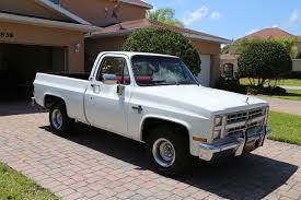 1986 Chevrolet C10 Silverado Frame-off Restoration All Options OBO ...