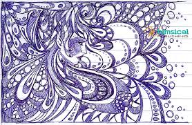 Did You Ever Get In Trouble For Doodling On Your School Work When Were A Kid I Certainly The Funny Thing Is That No Matter How Many Times Was
