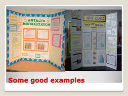 3rd 4th Grade Science Fair Presentation