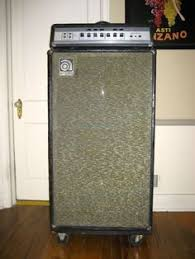 Ampeg V4 Cabinet For Bass by Ampeg V4b Bass Amp As Close As Possible To The Tone Of The B 15n