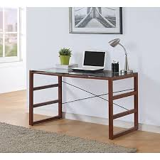 Staples Desk Corner Sleeve by Burton Desk With Glass Top Staples