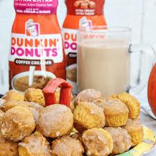 Dunkin Donuts Pumpkin Spice 2017 by Dunkin U0027 Donuts White Wave Silk