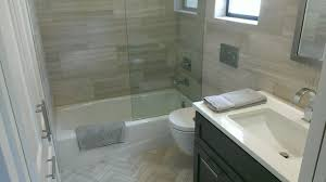 bathroom 12 x 24 valentino gray marble walls floor