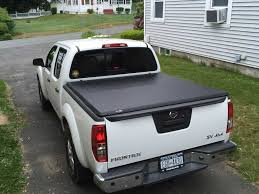 Trifecta Bed Cover by Tonneau Cover Nissan Frontier Forum