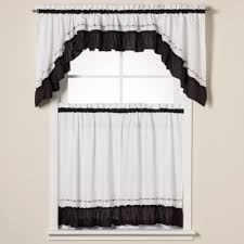 Bed Bath And Beyond Curtains And Valances by Buy Black Valance Curtains From Bed Bath U0026 Beyond