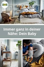 schlafplatz für dein baby gemütlich einrichten haus deko